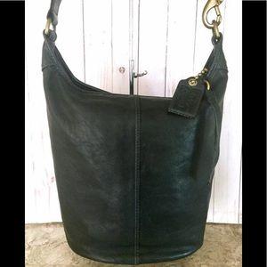 11423 XL BLEECKER DUFFLE BUCKET BAG